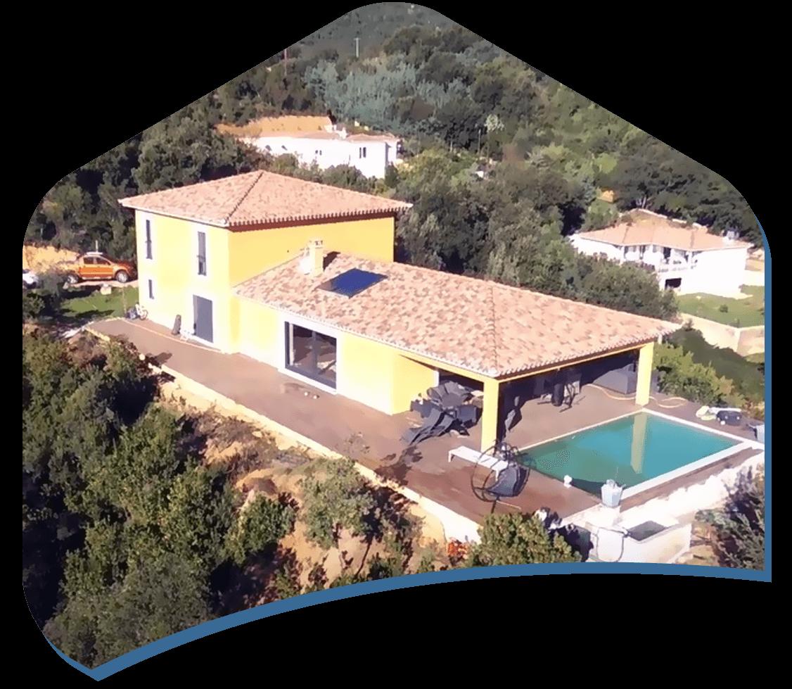 construction de maisons individuelles Ocana
